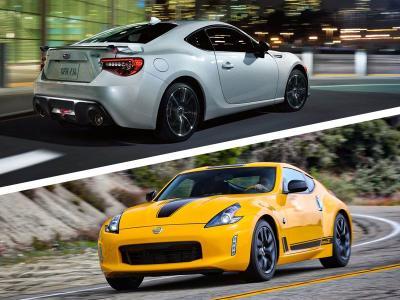 Brz Vs Wrx >> 2018 Subaru Brz Vs 2018 Nissan 370z Which Is Best
