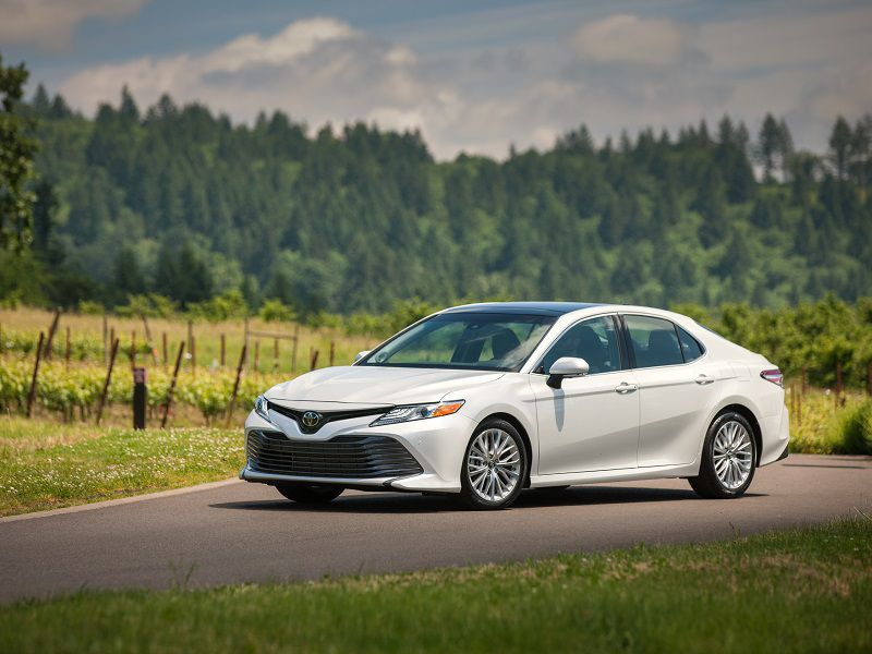 10 Toyota Camry Compeors To Consider