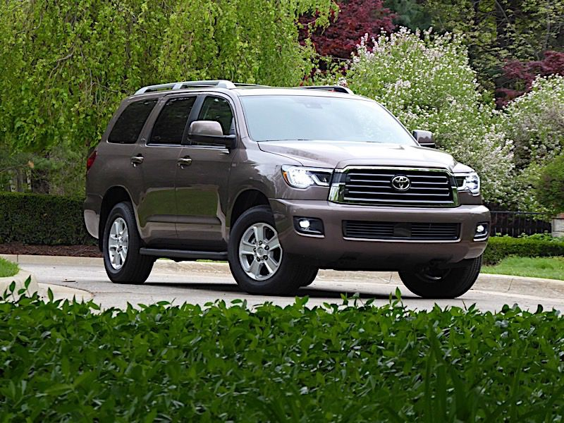 2018 Toyota Sequoia Road Test and Review | Autobytel.com