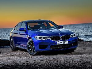 2018 BMW M5 Road Test and Review