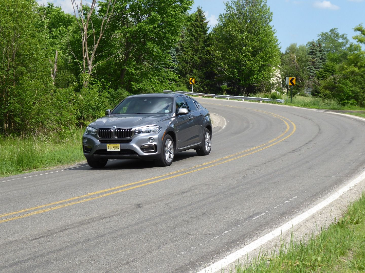 2018 BMW X6 Road Test And Review
