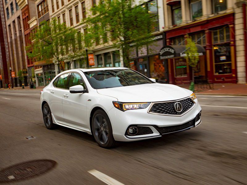10 Acura TLX Competitors to Consider