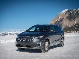 2019 Kia Sorento Road Test and Review