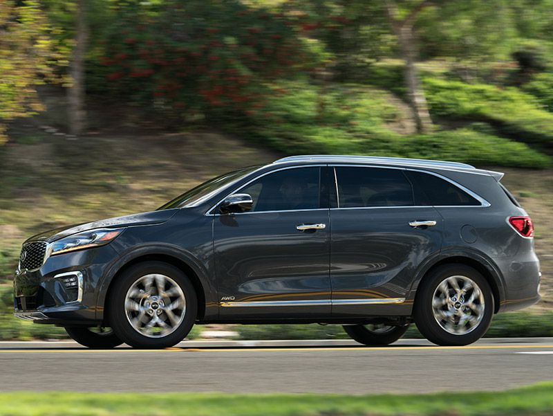 10 Most Fuel Efficient Midsize Suvs