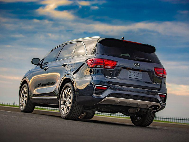 Kia Sorento Towing Capacity >> 2019 Kia Sorento Road Test and Review | Autobytel.com