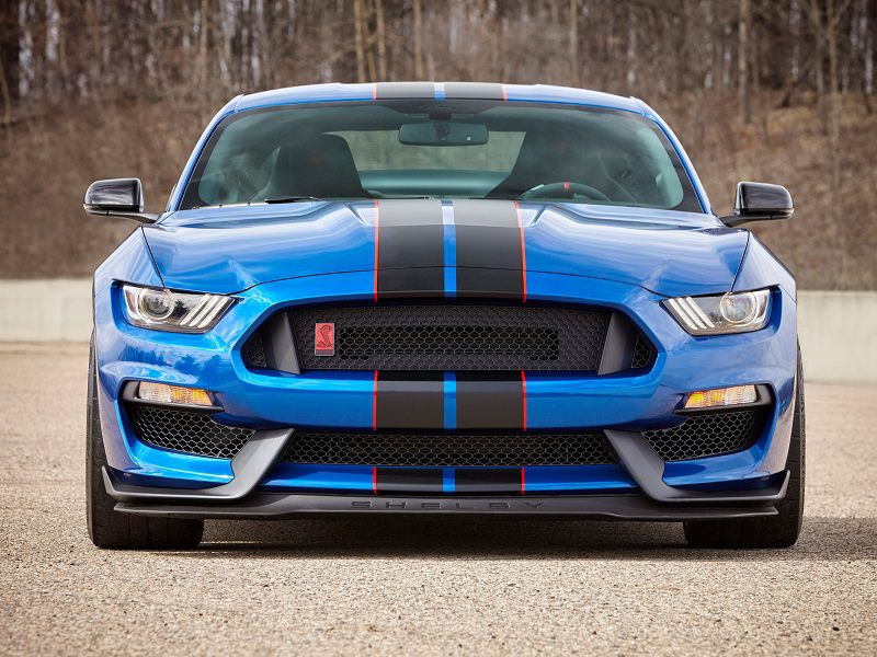 10 Best Looking Muscle Cars For 2018 Autobytel Com
