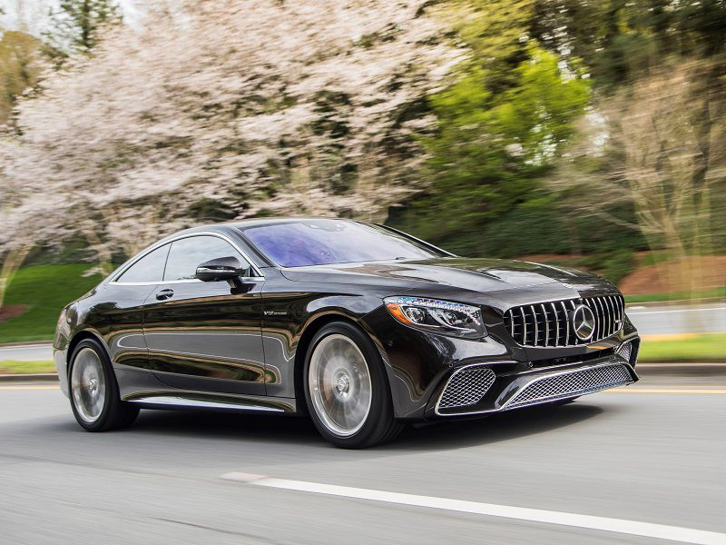 2018 Mercedes Amg S 65 Coupe The Muscle Car
