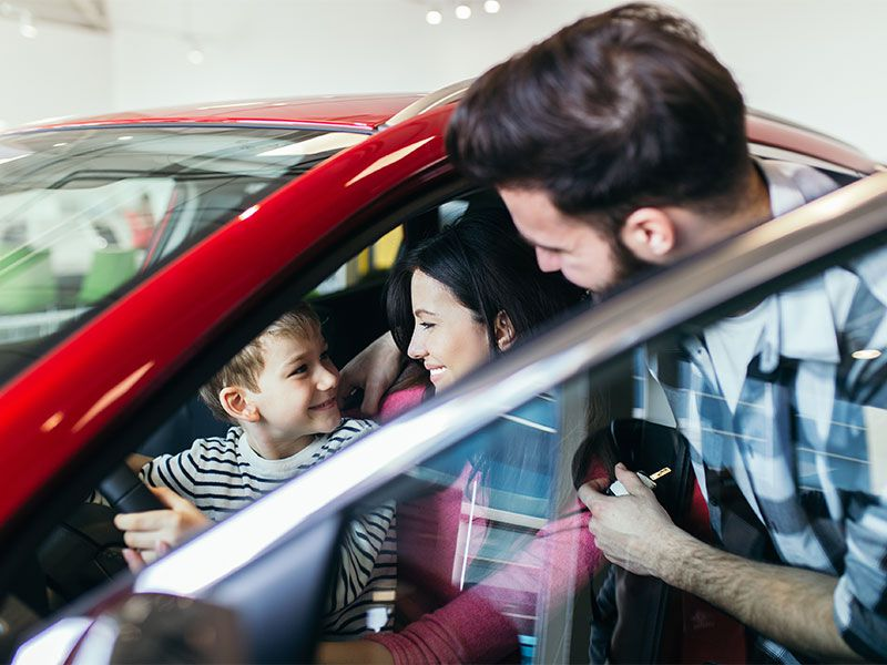 Hack: Go Car Shopping with Your Kids