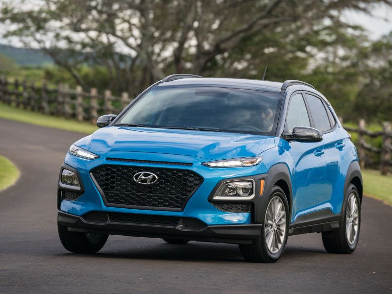2018 hyundai kona road test and review. Black Bedroom Furniture Sets. Home Design Ideas