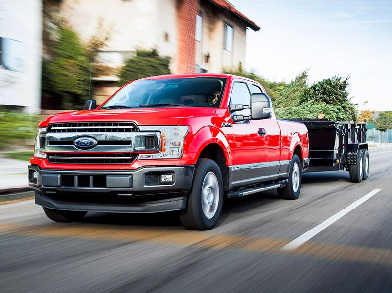 Ford F-150 Engine Comparison: 3.5 Ecoboost vs. 5.0 V8 | Autobytel.com