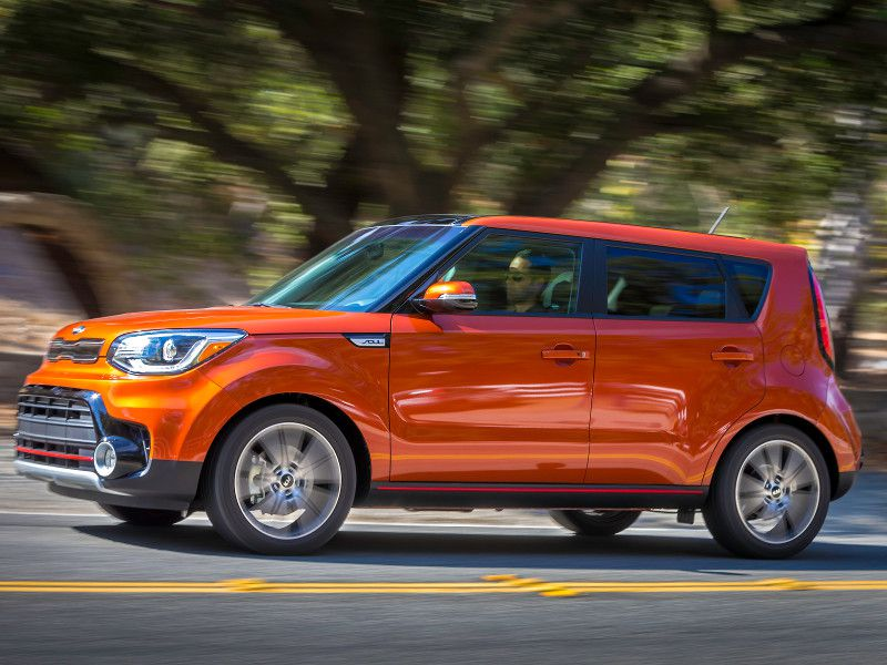 10 Kia Soul Compeors To Consider