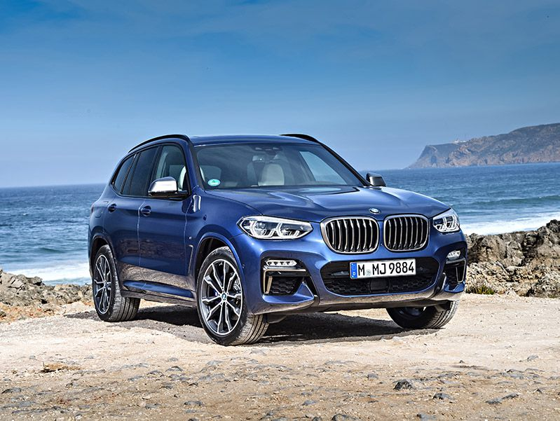 10 BMW X3 Competitors to Consider