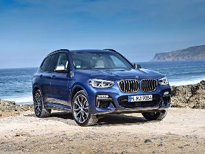 10 Things You Need to Know About the 2018 BMW X3