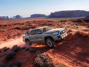 2018 Toyota Tacoma Road Test and Review