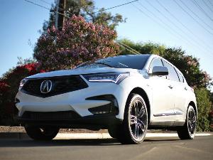 2019 Acura RDX Road Test and Review