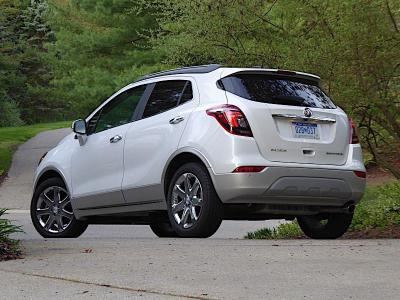 2019 Buick Encore Road Test and Review | Autobytel com