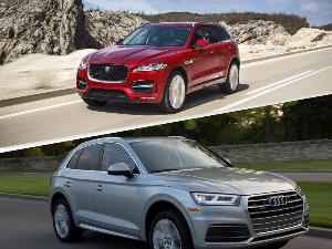 2018 Jaguar F-PACE vs. 2018 Audi Q5: Which Is Best?