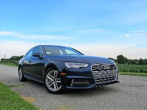 2018 Audi A4 Road Test and Review