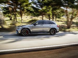 2018 Mercedes-AMG GLC63 Road Test and Review