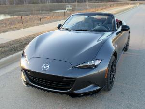 2018 Mazda MX-5 Road Test and Review