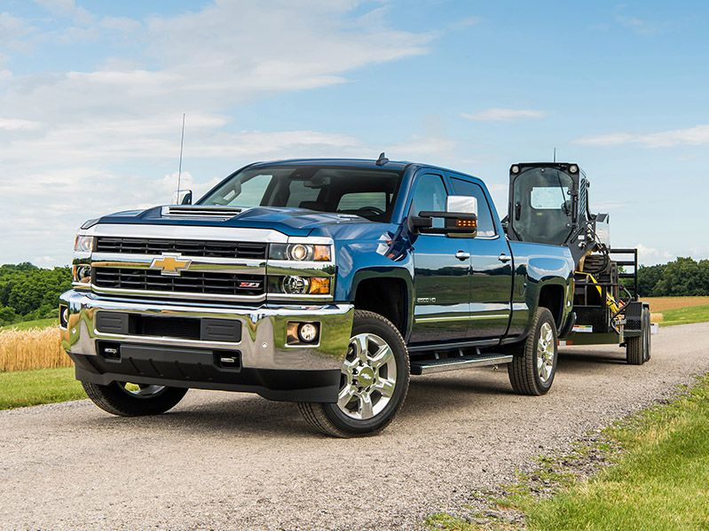 10 of the Best Truck Engines | Autobytel com