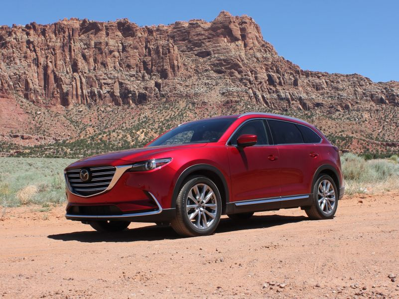 Real Family Review: 2018 Mazda CX-9