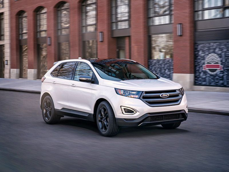 Ford Edge Competitors To Consider