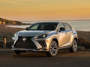 2020 Lexus NX 300 Road Test and Review