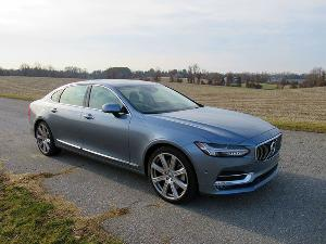 2018 Volvo S90 Road Test and Review