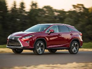 10 Lexus RX Competitors to Consider