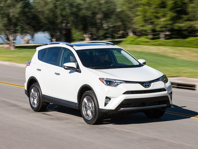 10 Best Certified Pre-Owned SUVs