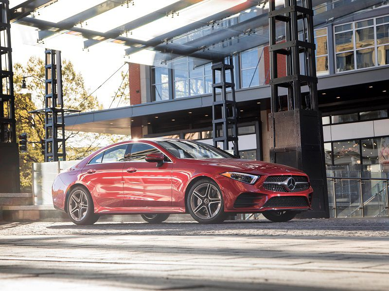 Mercedes-Benz CLA 250 Reviews, Mercedes-BenzCLA 250 Review