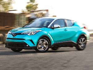 2019 Toyota C-HR vs. 2019 Honda HR-V: Which Is Best?