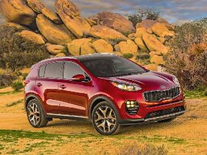 2018 Kia Sportage Road Test and Review
