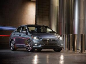 2018 Hyundai Accent Road Test and Review