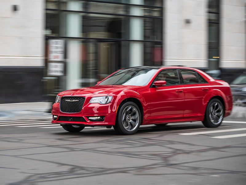 2019 Chrysler 300 Road Test And Review Autobytel Com