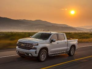 2019 Chevrolet Silverado Road Test and Review