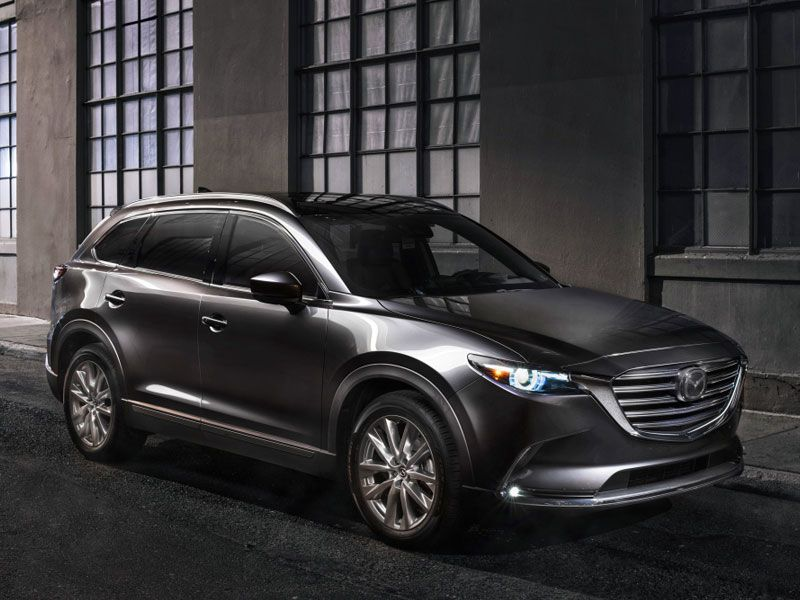 10 Things You Need to Know About the 2019 Mazda CX-9