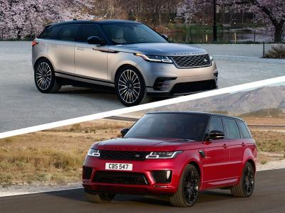 Range Rover Vs Land Rover >> 2018 Range Rover Velar Vs 2018 Range Rover Sport Which Is