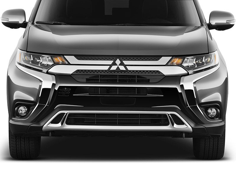 mitsubishi outlander road test  review autobytelcom