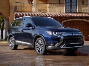 2019 Mitsubishi Outlander Road Test and Review