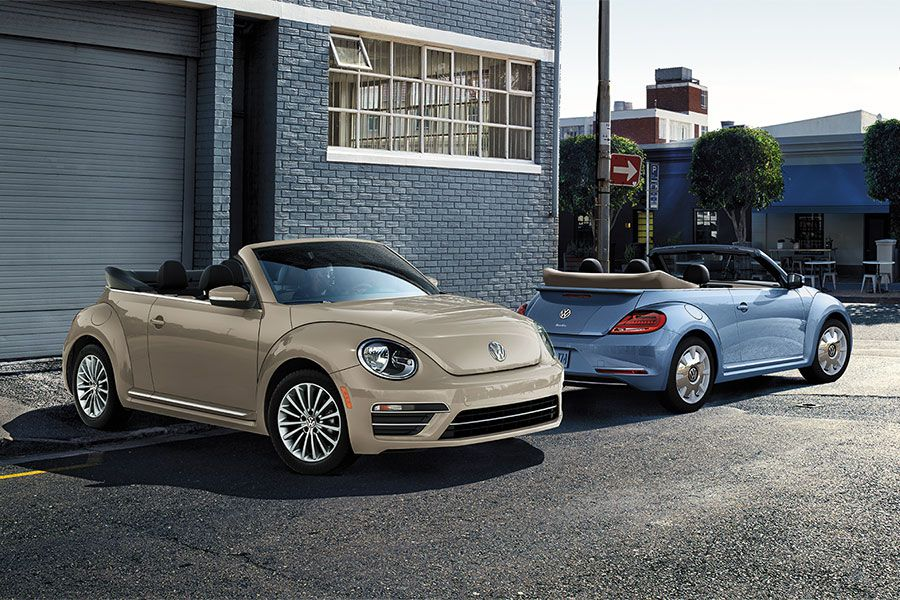 2019 Volkswagen Beetle Convertible Final Edition