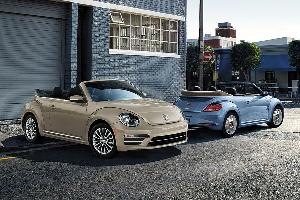 Volkswagen Says Goodbye Beetle and Hello Special Editions