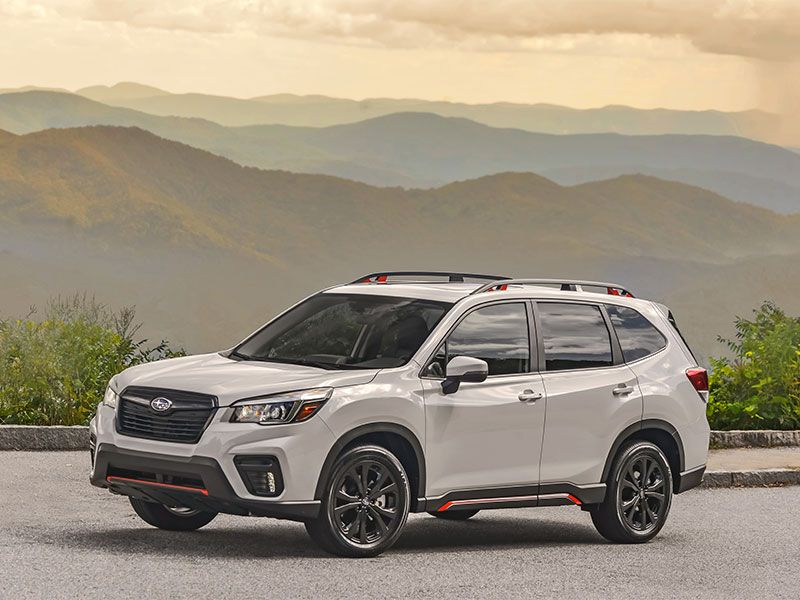 2019 Subaru Forester Road Test And Review Autobytel Com