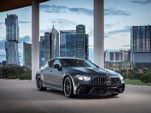 2019 Mercedes-AMG GT 4-Door Coupe Road Test and Review