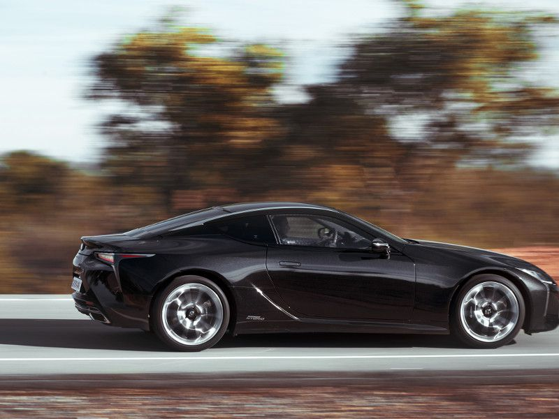 2019 Lexus Lc 500 Preview >> 2019 Lexus Lc 500 Hybrid Road Test And Review Autobytel Com