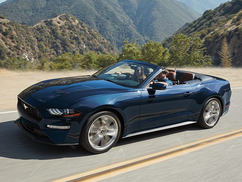 New Ford Mustang 2019 Convertible Coupe Ford Uk >> 10 Ford Mustang Competitors To Consider Autobytel Com