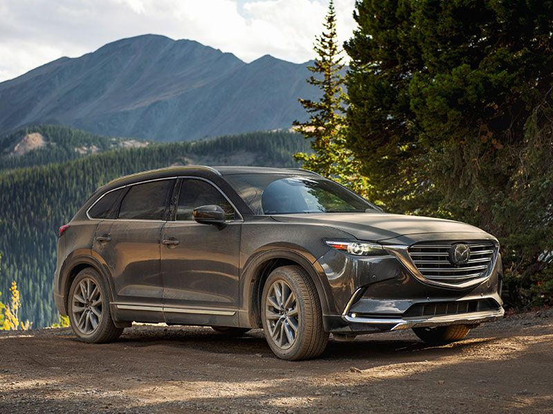 4 2019 Mazda Cx 9 22 Mpg City 28 Highway 24 Combined