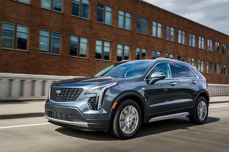 Pros and Cons: A Quick Guide to the 2019 Cadillac XT4 ...