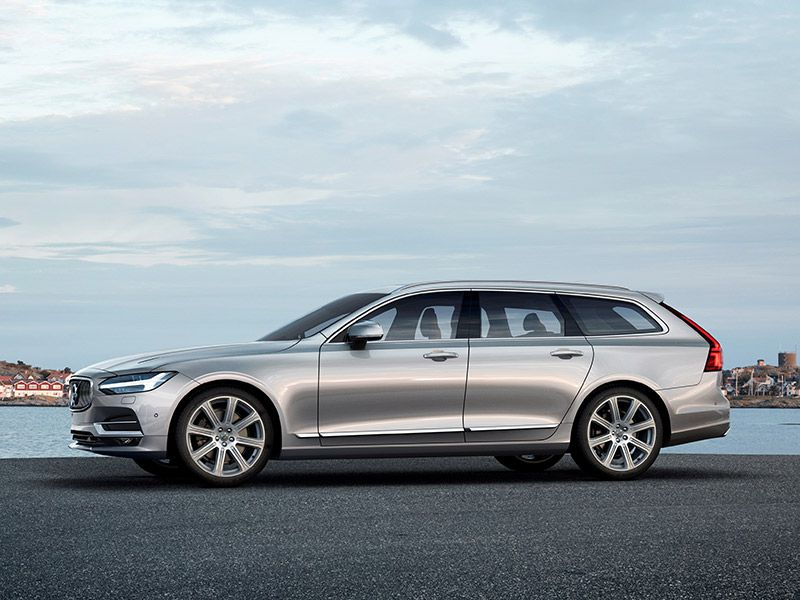 2019 volvo v90 road test and review